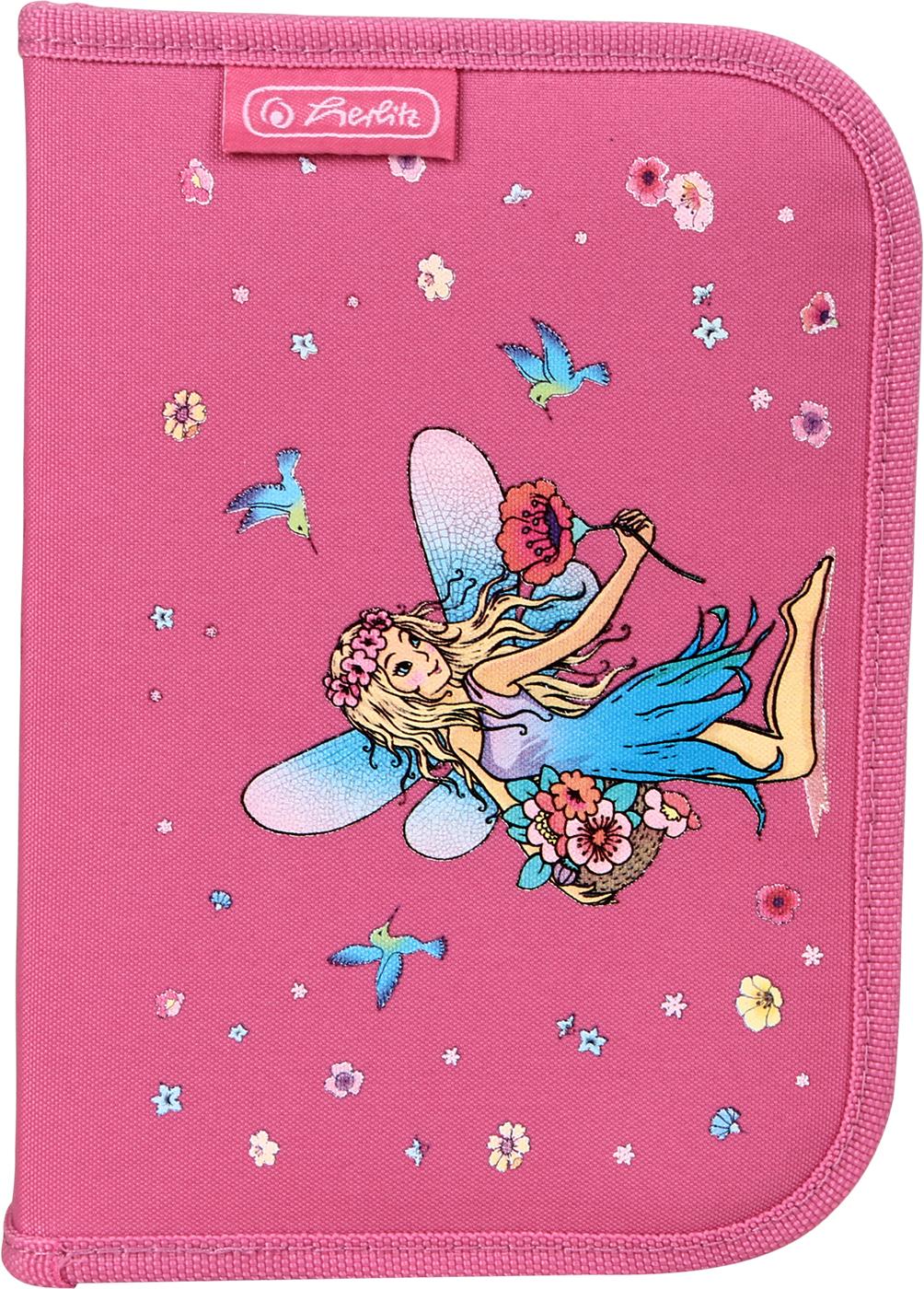 Ранец Herlitz Midi Plus Flower Fairy с наполнением 4 предмета, - фото 8