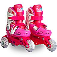 Детские трехколесные ролики MagicWheels розовые