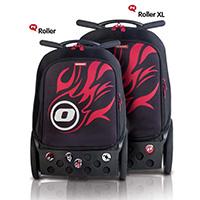 Рюкзак на колесиках Roller Nikidom White Fire XL арт. 9319 (27 литров), - фото 14