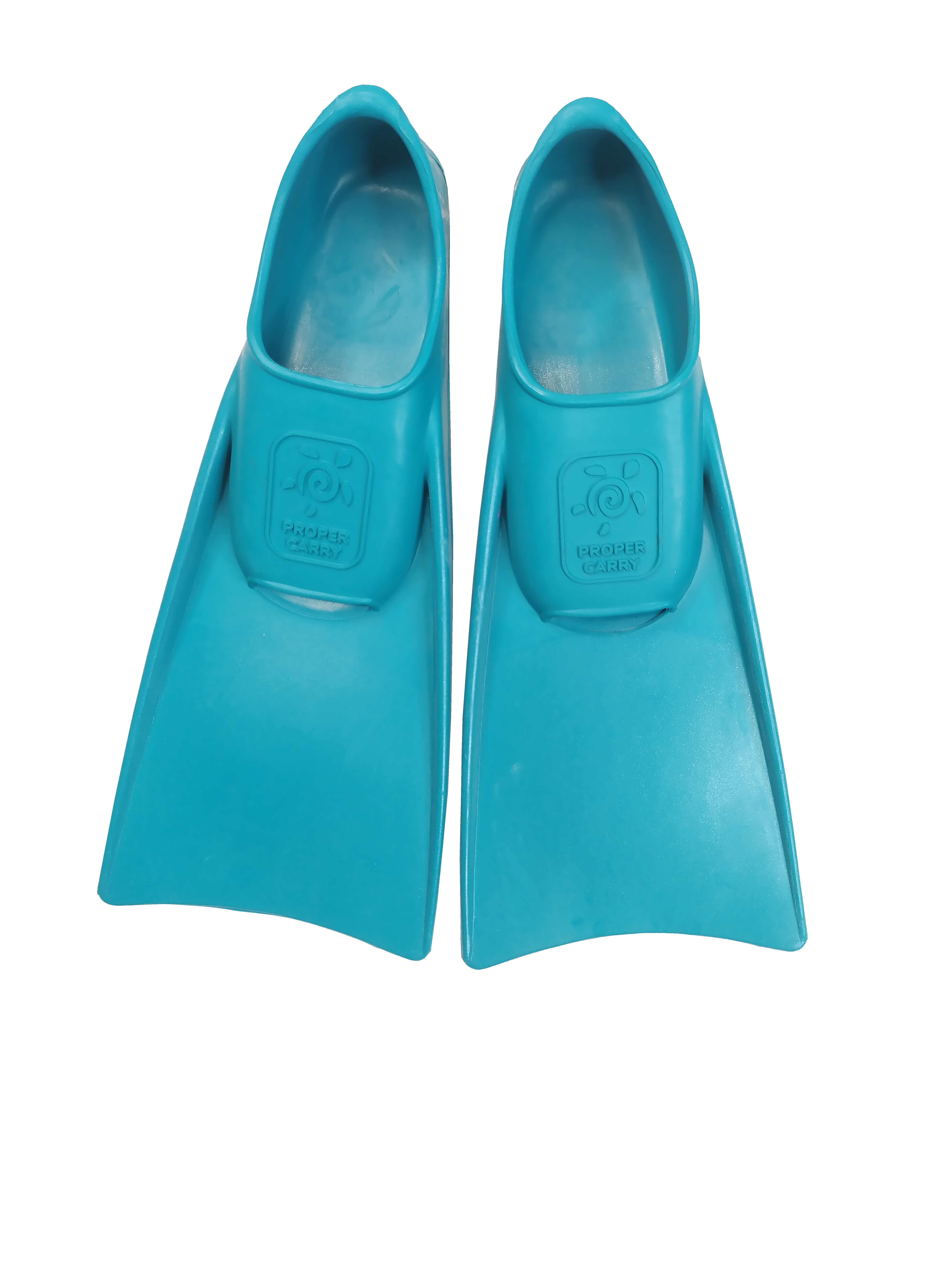 Детские ласты для плавания Proper-Carry Super Elastic размер 21-22, 23-24, 25-26, 27-28, 29-30, - фото 2