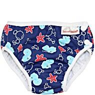 Детские непромокаемые трусики для бассейна Imsevimse Морские Коньки Синие